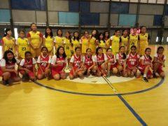 Juara I Basket Putri SD Charitas di Strada Cup 2017