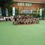 juara 1 basket di Tarakanita 5