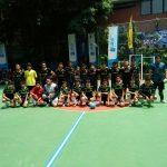 juara 1 futsal di Tarakanita 5