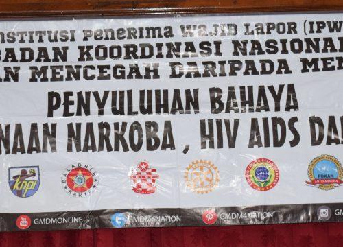 Seminar Narkoba, HIV AIDS dan Pornografi