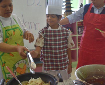 Fun Cooking TK Charitas 21 Oktober 2017