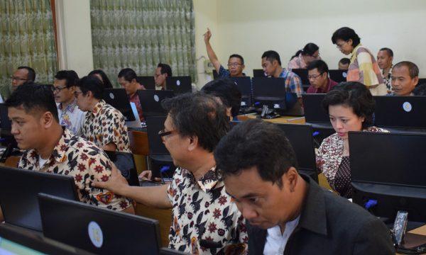 Pelatihan Teknologi Pendidikan 10-11 November 2017