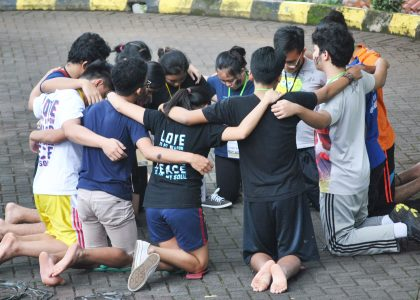 Retret SMA Charitas Freedom of God's Childern