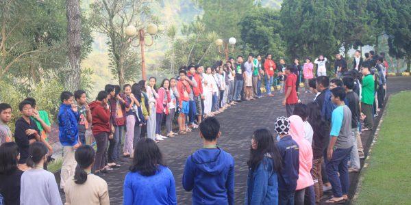 Retreat SMP Charitas 22-24 November 2017