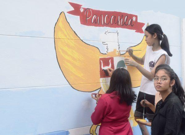 Mural SMP & SMA