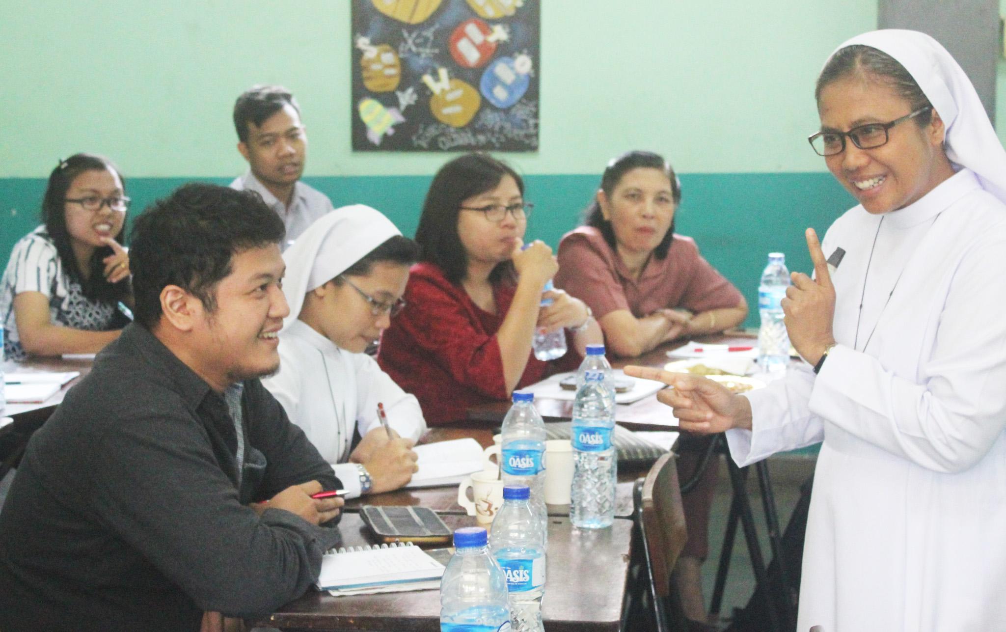 Seminar Spiritualitas Charitas