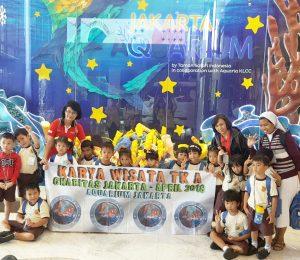 TK Charitas Aquarium Jakarta