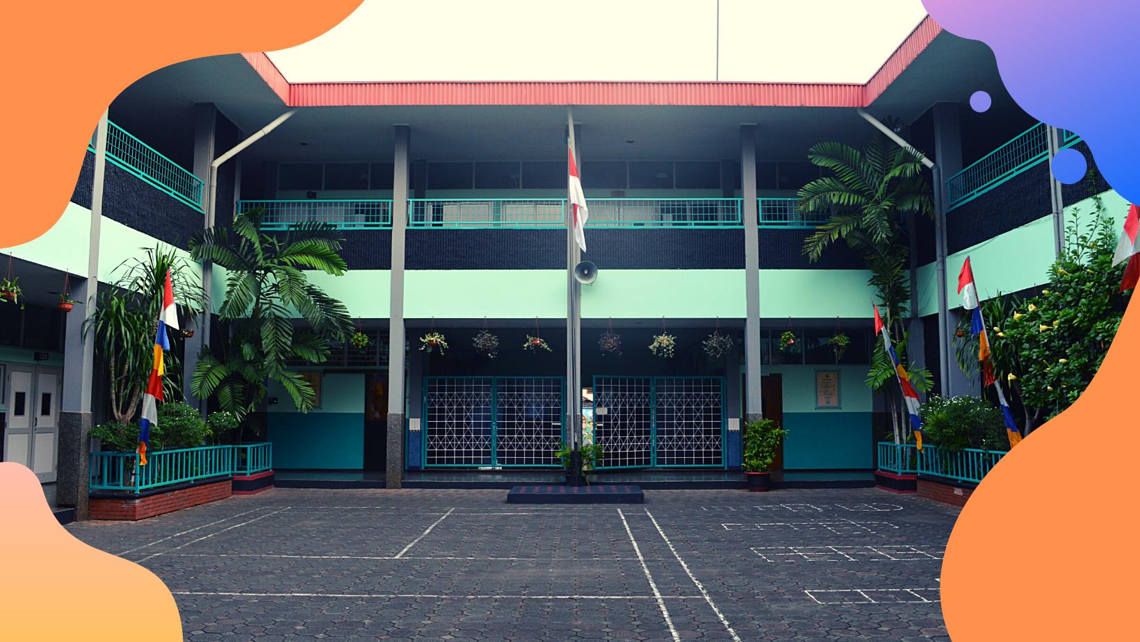 Gedung SDS Charitas